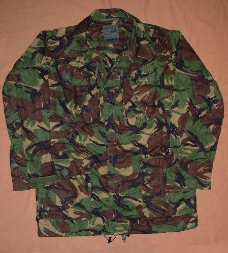 594a2fb2bbbc8f New Genuine Issue Unissued British S95 Ripstop DPM Jacket Heren  kleding