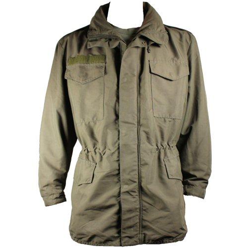 Olive M65 Goretex Jacket Austrian Army