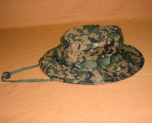 Interior view of hat showing the crown lining and the sweat liner on the  front of the hat. ffe5df1448a6